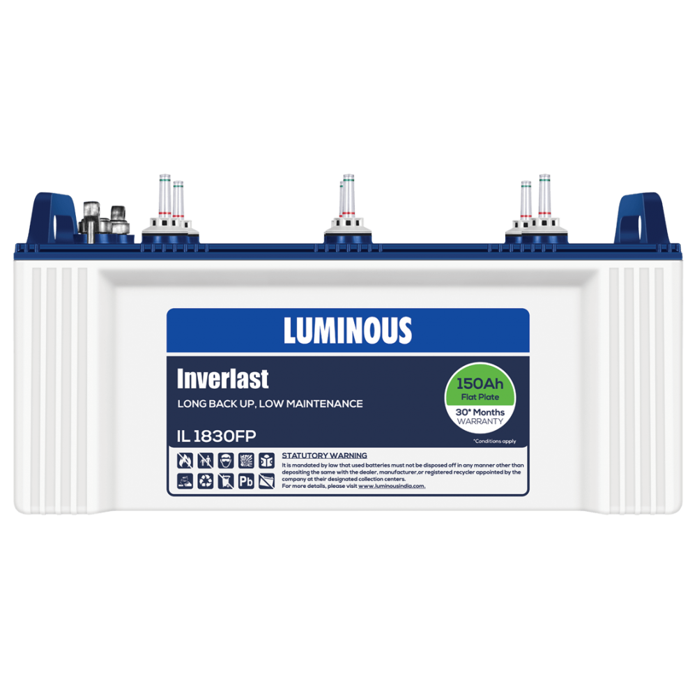 Luminous INVERLAST  IL 1830FP (150ah)