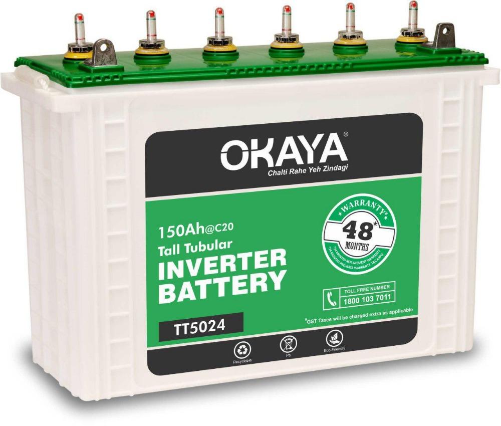 Okaya TT 5024 (150Ah)