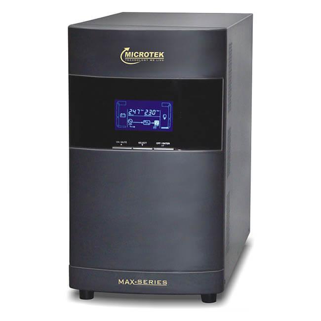 Microtek Max+ Series 3kVA 72V Online UPS