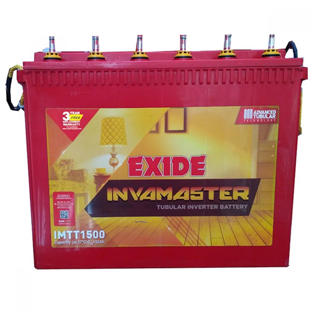 Exide InvaMaster IMTT 1500 (150Ah)