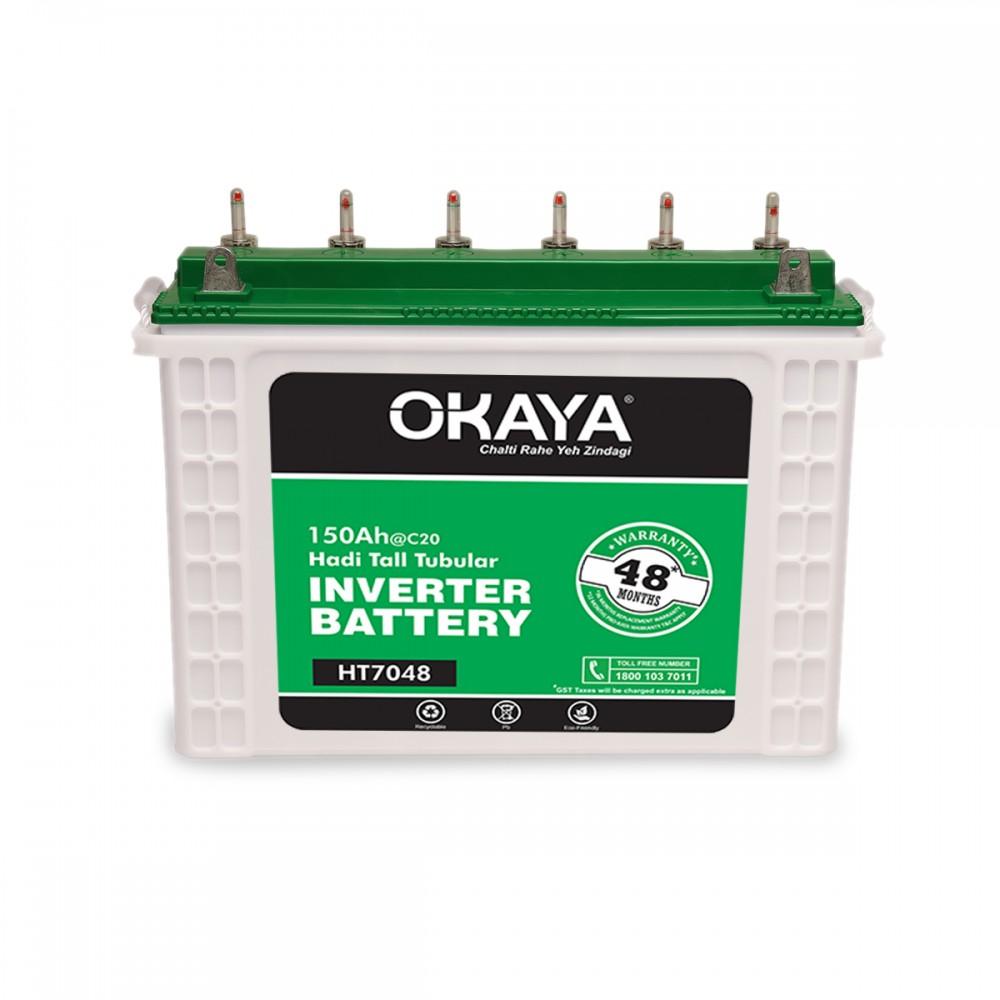 Okaya HT 7048 (150AH)