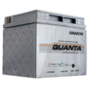 Amaron Quanta VRLA SMF 12v 26ah Battery
