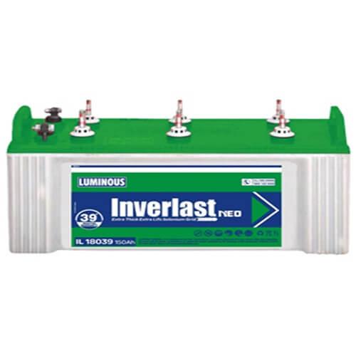 Luminous IL 18039FP (150Ah) Flat Battery