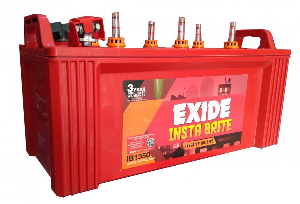 EXIDE INSTA BRITE IB1350
