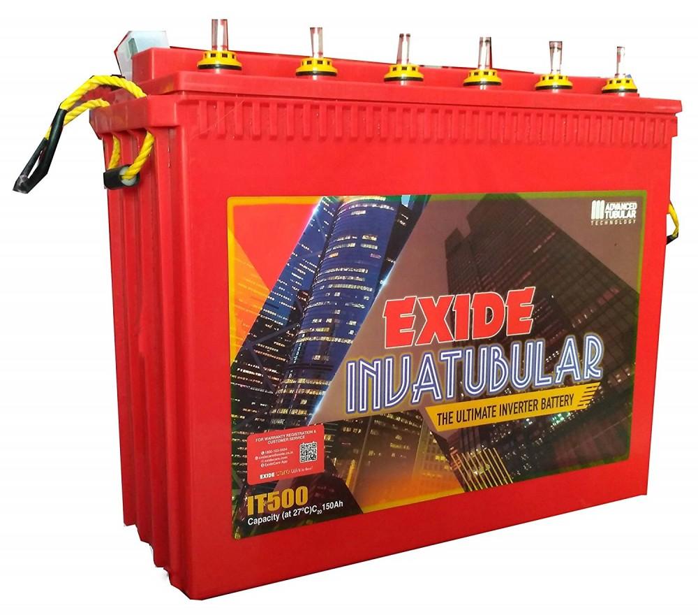 Exide Inva Tubular IT 500 (150Ah)