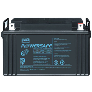 Exide SMF 12v 17ah Battery